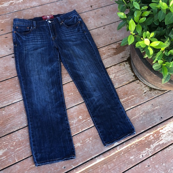 Lucky Brand Denim - LAST CHANCE Lucky Brand Sweet and Crop Capris